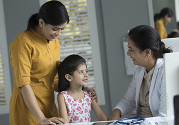 Child Care Plus - Manipal Hospital, Bangalore - Old Airport Road