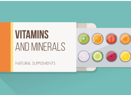 Vitamins & Minerals Package - Manipal Clinic, Brookefield