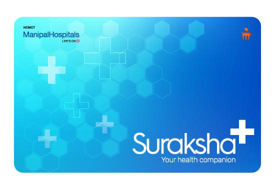 Suraksha Plus 500 - Manipal Hospitals, Delhi